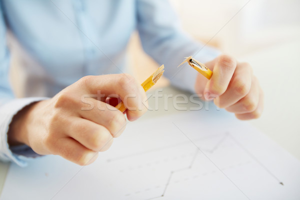Stressed Stock photo © pressmaster