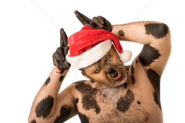 Playful man Stock photo © pressmaster