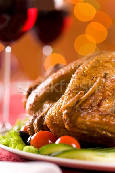 Festive food Stock photo © pressmaster