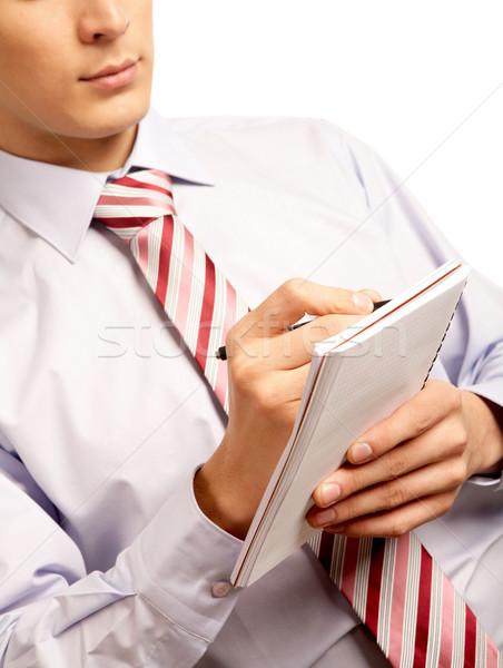 отмечает мужчины Дать что-то Сток-фото © pressmaster