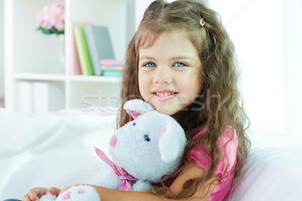 Cute junior Stock photo © pressmaster