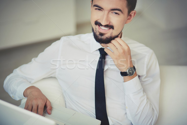 Smart casual style Stock photo © pressmaster