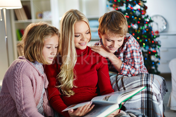 Christmas tale Stock photo © pressmaster