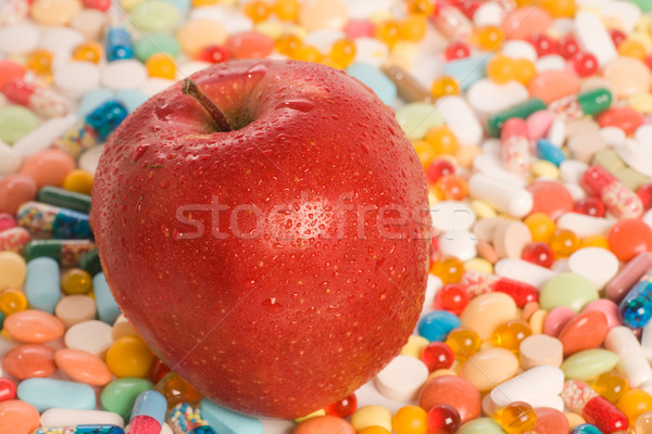 Apple and tablets Stock photo © pressmaster