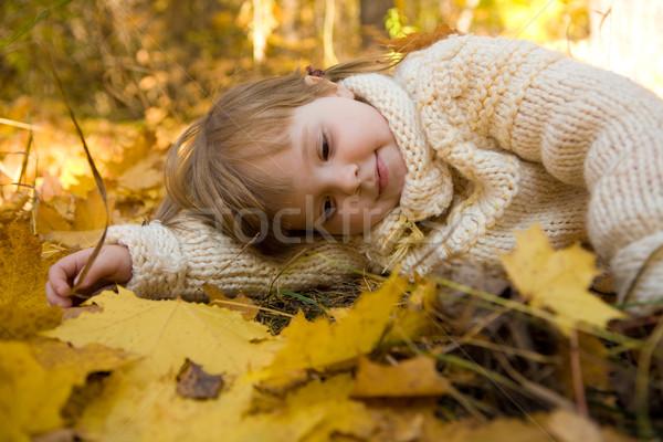 Having rest Stock photo © pressmaster