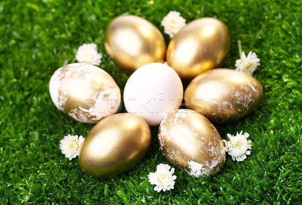 Easter artwork Stock photo © pressmaster
