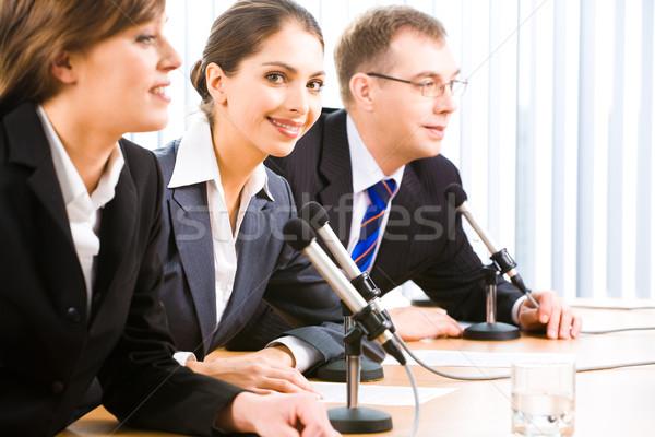 Professionals Stock photo © pressmaster