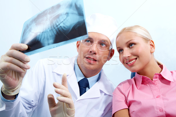 Medical consulting  Stock photo © pressmaster