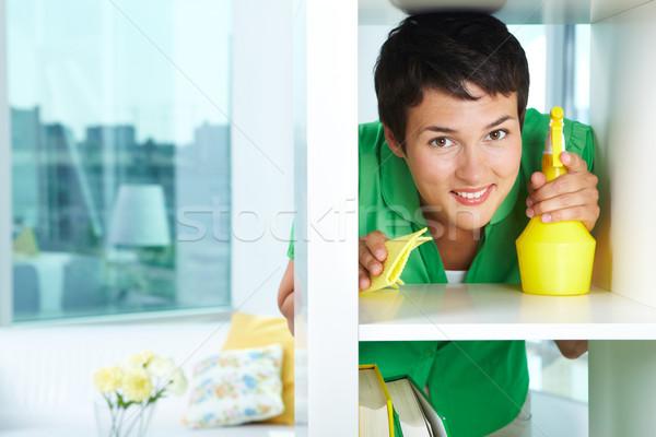 Smiling female Stock photo © pressmaster