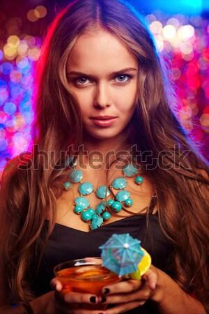 Sparkling beauty Stock photo © pressmaster