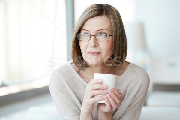 Tea time Stock photo © pressmaster