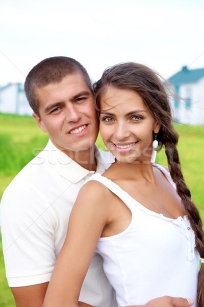 Happy couple Stock photo © pressmaster