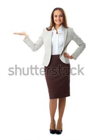 Successful businesswoman Stock photo © pressmaster