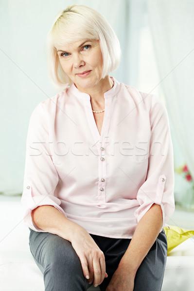 Mature female  Stock photo © pressmaster