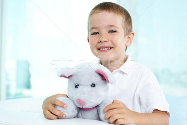 Stock photo: Happy kid