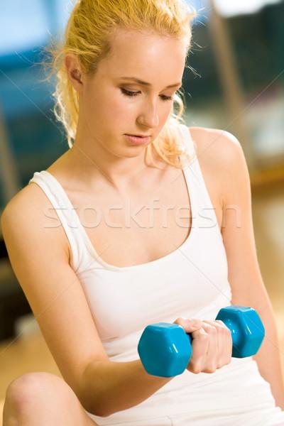 Physical activity Stock photo © pressmaster