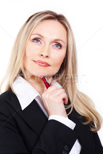 Bossy woman Stock photo © pressmaster