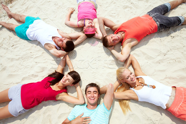 Summer pleasure Stock photo © pressmaster