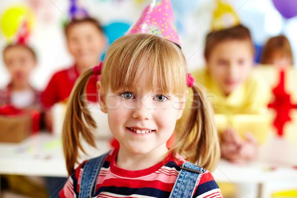 Stock photo: My birthday party