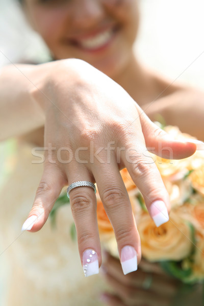 Newlywed Stock photo © pressmaster