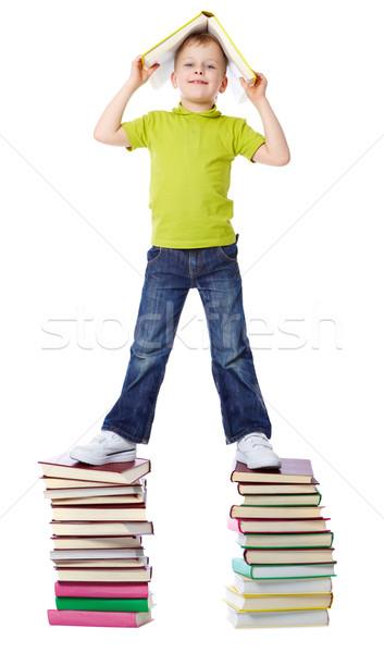 Young scholar  Stock photo © pressmaster