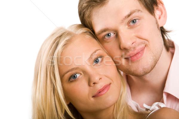 Amorous couple Stock photo © pressmaster