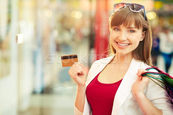 Convenient payment Stock photo © pressmaster