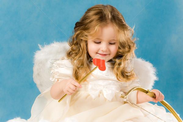 Cupid Stock photo © pressmaster