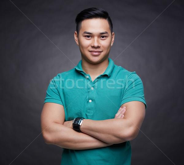 Casual man Stock photo © pressmaster