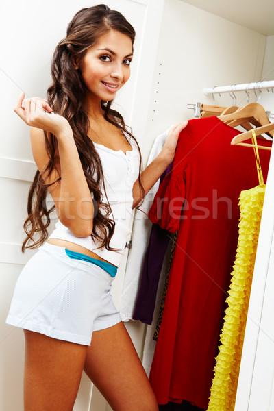 Stock photo: Happy girl