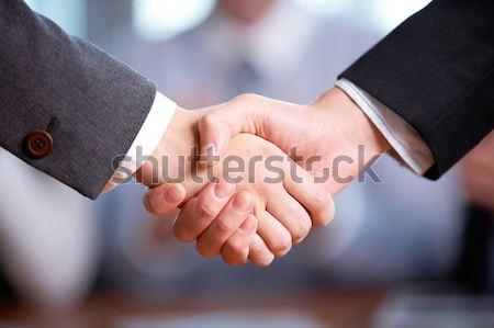 Congrats Stock photo © pressmaster