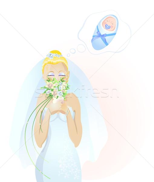 matrimony Stock photo © pressmaster
