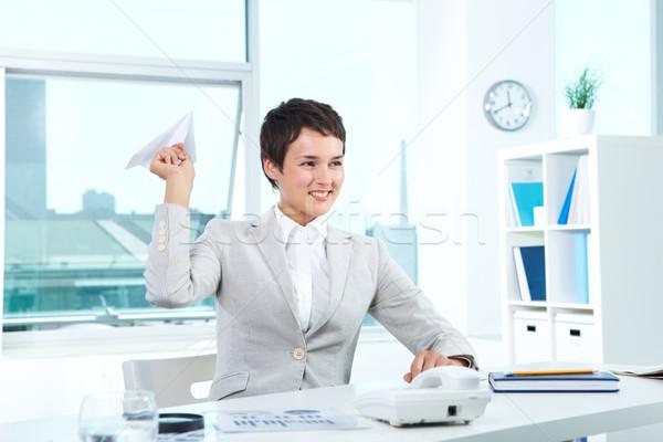 Business break Stock photo © pressmaster