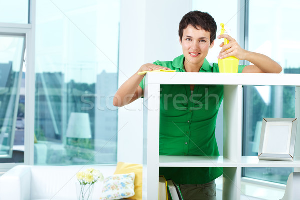 Domestic work Stock photo © pressmaster