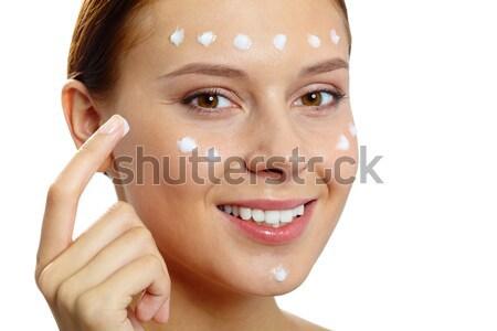 Facial care Stock photo © pressmaster