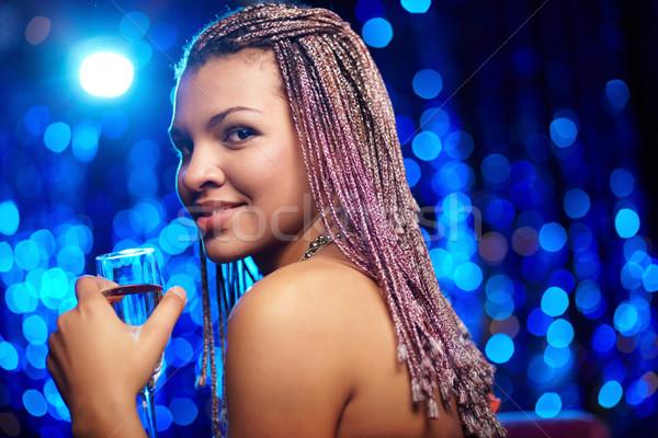 Nightclubber Stock photo © pressmaster
