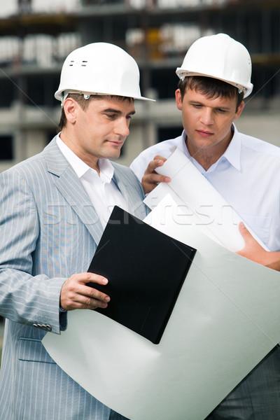 Consulting Stock photo © pressmaster