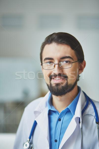Male doctor Stock photo © pressmaster