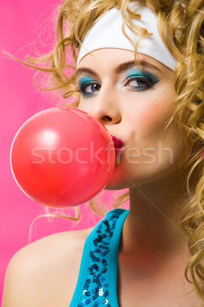 Big bubble Stock photo © pressmaster