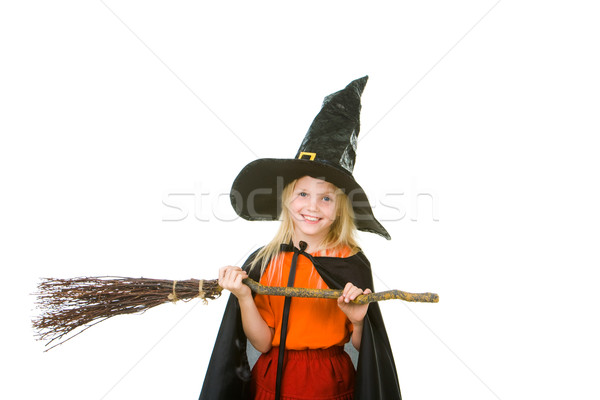 Halloween magic Stock photo © pressmaster