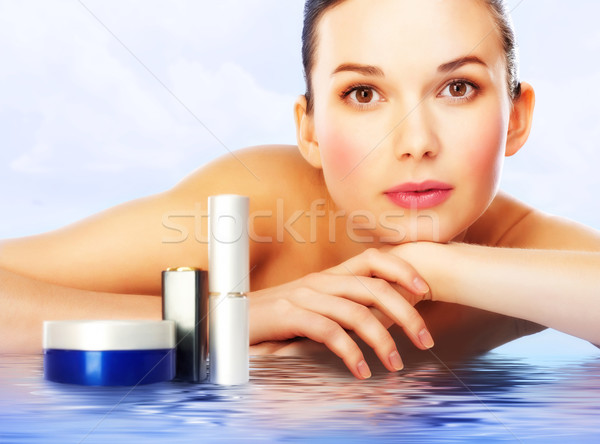 Exquisite beauty Stock photo © pressmaster