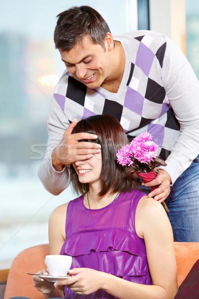 Surprise Stock photo © pressmaster
