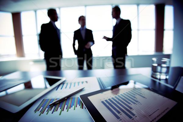 Digital data Stock photo © pressmaster