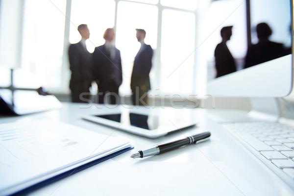 Business workplace  Stock photo © pressmaster