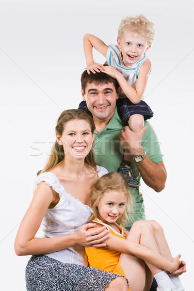 Together Stock photo © pressmaster