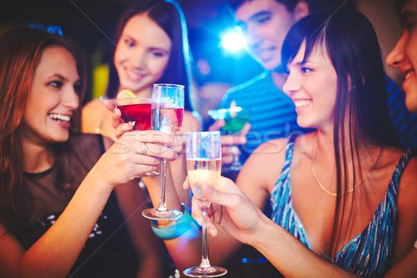 Celebrating holiday Stock photo © pressmaster