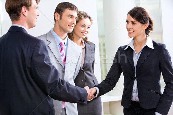 Business sale Stock photo © pressmaster