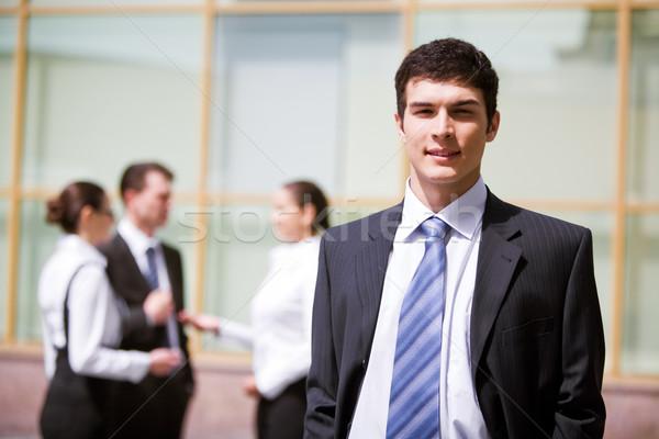 Successful male  Stock photo © pressmaster