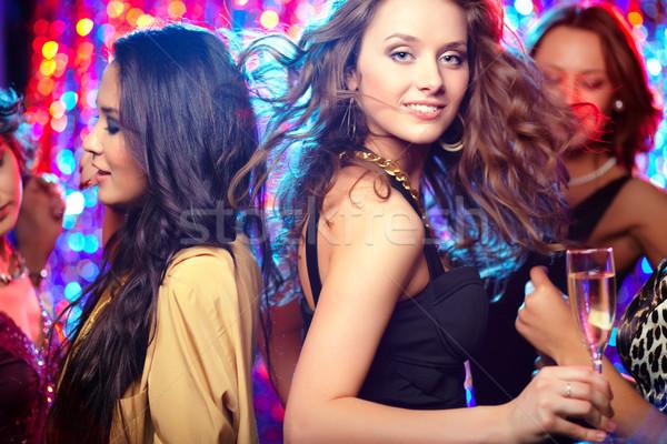 Dance floor Stock photo © pressmaster