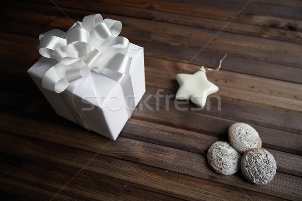 Christmas still-life Stock photo © pressmaster